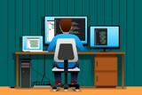 Programador Páginas Web - foto