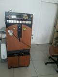 máquina de tabaco vintage - foto