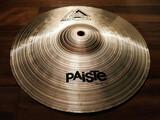 PAISTE 802 SPLASH DE 10
