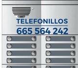 Telefonillos videoporteros  - foto