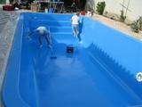 pintar piscinas Valladolid - foto