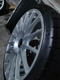 LLANTAS OZ RACING 255/30/20