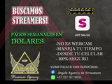 BUSCAMOS STREAMERS! - foto