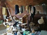 Vaciados de escombros  - foto