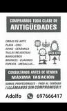 COMPRO ANTIGÜEDADES - foto