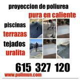 Impermeabilizaciones poliurea goteras  - foto