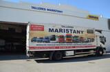 Reparación y pintura vehículo industrial - foto