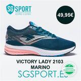 ZAPATILLAS RUNNING VICTORY LADY MARINO - foto
