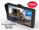 REF_250 GPS CAMION IGOTRUCK 2020 EUROPA&