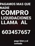 COMPRO LIQUIDACIONES - foto