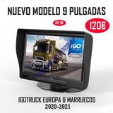 REF_488 GPS CAMION IGO 2020-21 9 PULGADA
