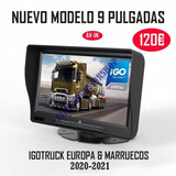 REF_305 IGOTRUCK 9 PULGADAS EUROPA COMPL