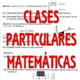 CLASES PARTICULARES DE MATEMÁTICAS - foto