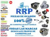 RECAMBIOS DE OCASIÓN CARRETILLAS ELEV.  - foto