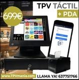 TPV COMANDERO PRECIO FINAL 699 TACTIL - foto