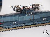 Locomotora Fleischmann Electrica H0 - foto