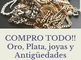 COMPRO ANTIGUEDADES Y PLATA - foto
