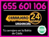 CERRAJERO CADIZ (24 HORAS) - 655 601 106 - foto