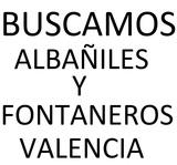 BUSCAMOS ALBAÑIL + FONTANERO EN VALENCIA - foto
