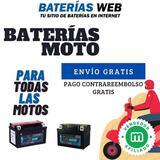 BATERIAS PARA MOTOS - foto