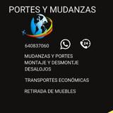 Mudanzas/portes/transportes - foto