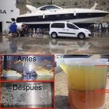 LIMPIEZA DEPÓSITOS DE GASOIL EN BARCOS - foto