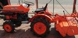 KUBOTA B 10.  - 4X4.  CON ROTAVATOR - foto