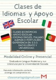 CLASES DE IDIOMAS Y APOYO ESCOLAR - foto