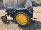 TRACTOR LANZ - 3016 - foto