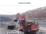 HITACHI EX 1900 CON 3. 800 - foto