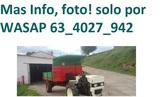 TRACTOCARRO 30 CV PASQUALI 996 - foto