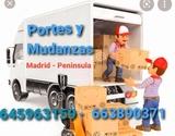 PORTES-MUDANZAS DESDE 20 - foto