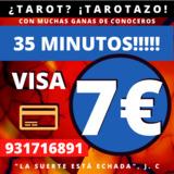 ¡¡tarot 7 euros  35 minutazos!!! - foto