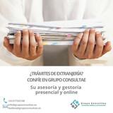 SERVICIOS DE EXTRANJERÍA