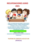 INTENSIVO RECUPERACIONES 2021