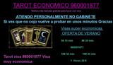 TAROT MUY BARATO 5€ X 15 MIN NO GABINETE - foto