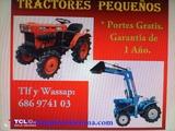 PEQUEÑOS TRACTORES - 2 X4 4X4 TAMBIÉN CON PALAS - foto