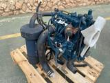 MOTOR KUBOTA - D662 - foto