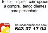 BUSCO  ALQUILER CON  OPCION A COMPRA - foto
