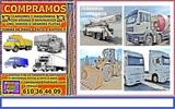 COMPRAMOS CAMIONES MAQUINA Y REMOLQUE - foto
