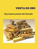 VENTA DE ORO MUY BUENAS OFERTAS MERCADO - foto