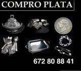 SE COMPRA TODO TIPO DE PLATA - foto