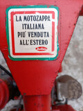 SEGADORA BARBIERE MOTOR LOMBARDINI - foto