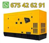 GEN811 GRUPO ELECTROGENO  1500 KVAS - foto