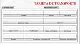 """TARJETA TRANSPORTE VIAJEROS - COMPARTO SL CON """"SOCIO"""" FORMAL - foto"""