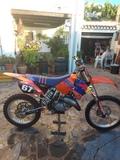 KTM - SX 125 - foto