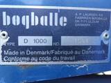 ABONADORA BOGBALLE D1000 CON SUPLEMENTO - foto