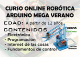 CURSO ONLINE ROBOTICA VERANO JÓVENES - foto