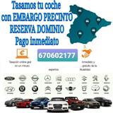 COMPRO COCHES CON RESERVAS DE DOMINIO - foto
