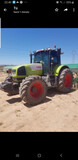 TRACTOR CLAAS ARES 816RZ - foto